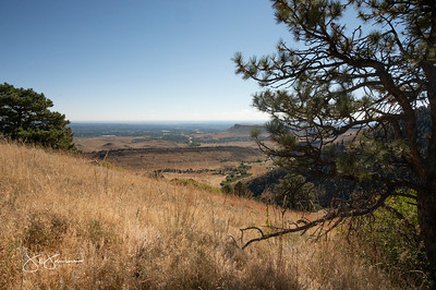 Hiking White Ranch Open Space September 2021