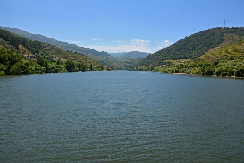 Scenic Views Along the Douro