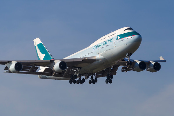 B-HKT - Boeing 747-412