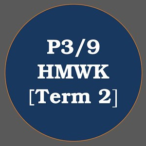 P3/9 HMWK T2