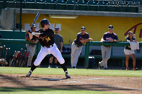 USC Baseball v Pepperdine 2014