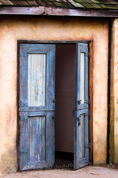 Blue Doors of Harmony