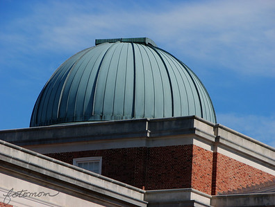 Morehead Planetarium September 2009