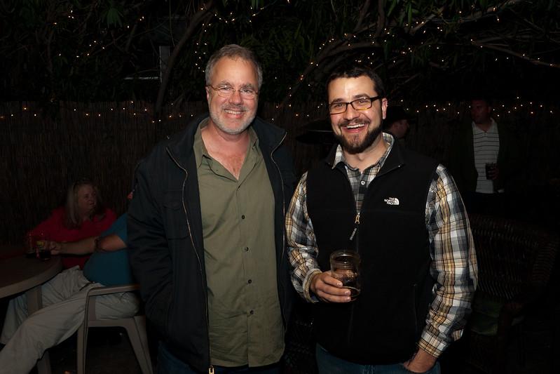 Tony McGee, Owner of Lagunitas!