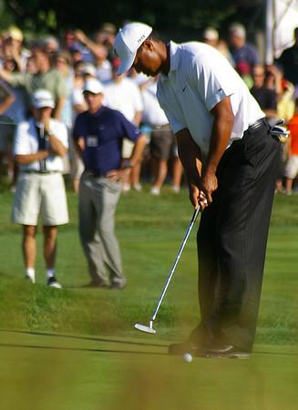 2007 U.S Open Practice Round June 12, 2007