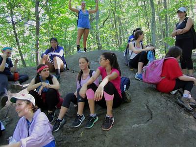 US Grade 11 Retreat  -  Old Rag Hike - Mrs Scherbel's photos
