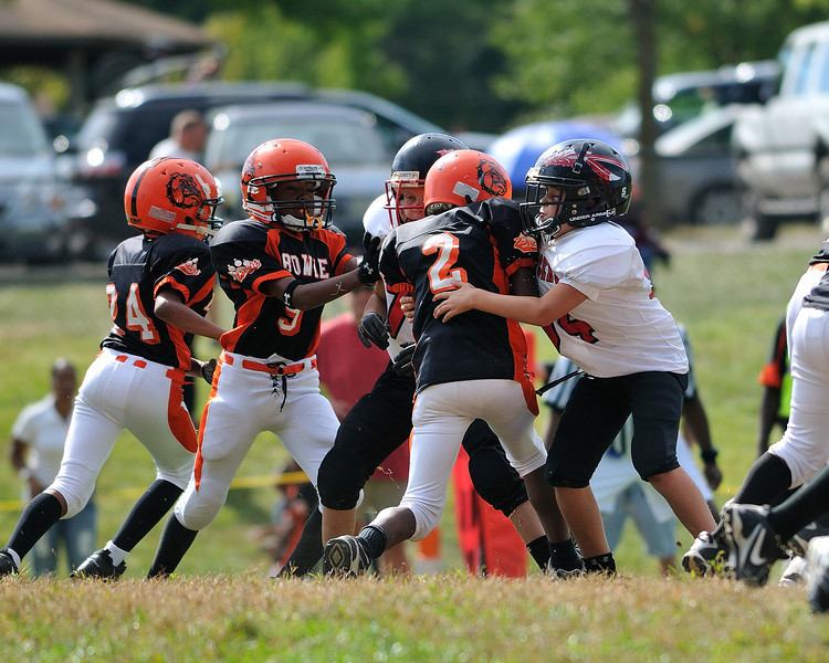 2010 Lancers Football - Liberty 8-10 Games 3 & 4