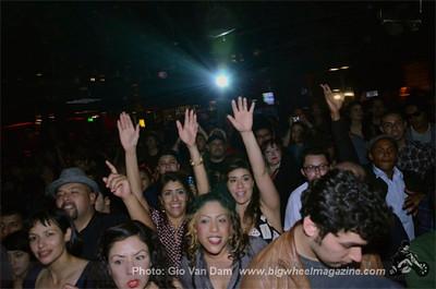 The Skatalites - DubClub - at The Echoplex - Los Angeles, CA - April 3, 2013