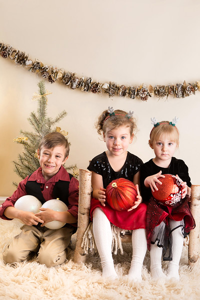 Holiday Mini Sessions-Tristan, Alexis and Felicity [For Trish]
