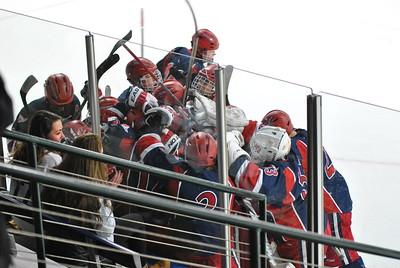 AC Wings Varsity vs Champlin Park-Jan 9