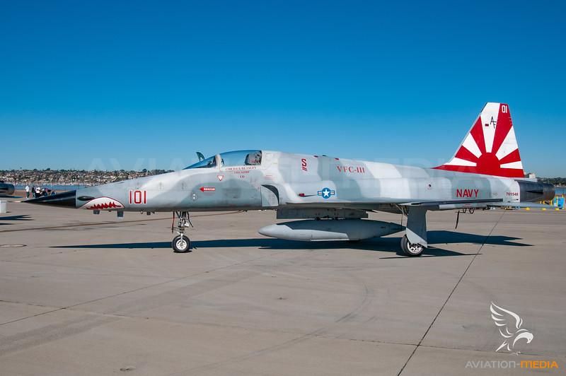 US Navy | F-5 | AF101