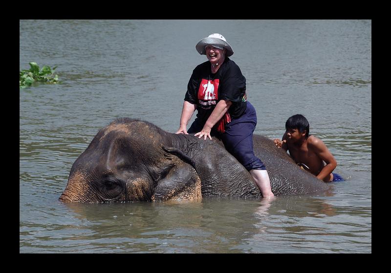 On the River - Thailand - 2010.jpg