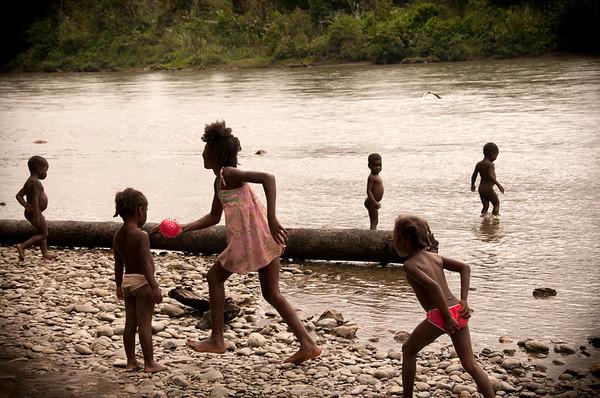 Inician titulación de tierras afrocolombianas en el Naya