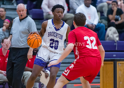 Broughton vs Sanderson | Senior Night