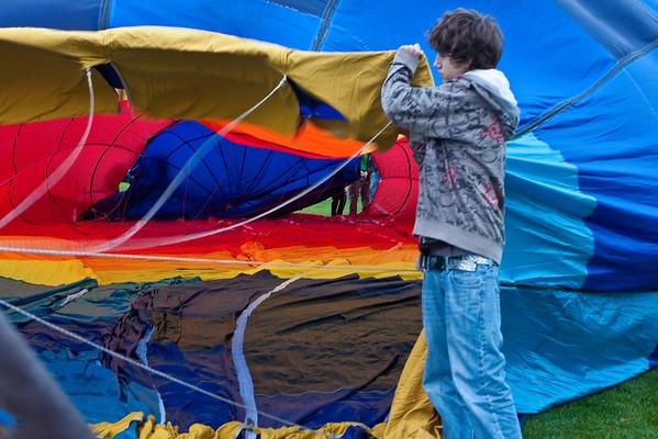 Tigard Festival of Balloons 2010