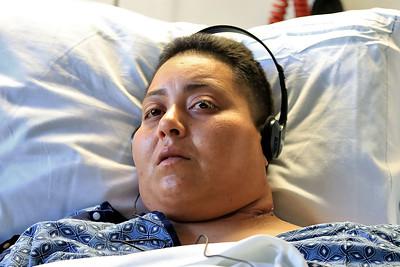 Wanda Liz Gonzalez arraigned in hospital bed, November 7, 2018
