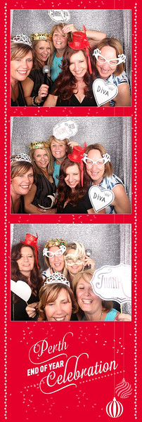 Medibank End of Year Celebration Photostrips