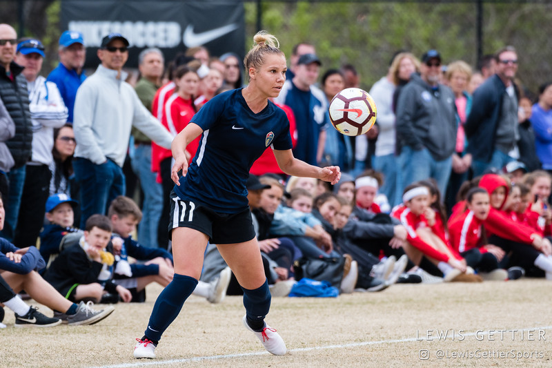 NWSL Scrimmage - NC Courage at Duke