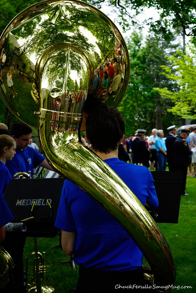 Reflections on the Tuba