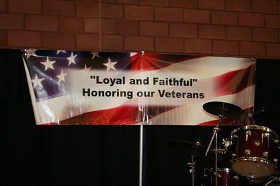 2ND ANNUAL VETERANS DAY CELEBRATION • 11.11.12