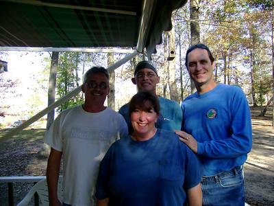 Margaret, Eulene and Family