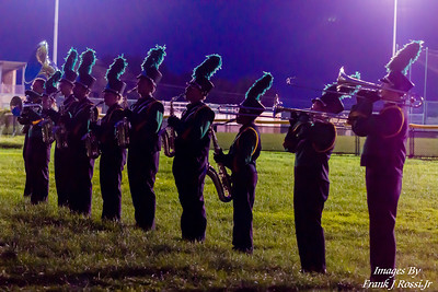 9-22-2018 St Vincent Marching Band at Gateway