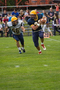 Alumni Football Game