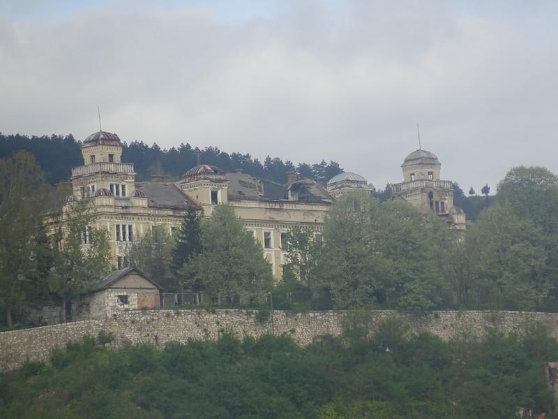 14_Sarajevo. During Ottoma times, a Palace.JPG