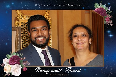 Anand and Nancy's Wedding-4/10/21