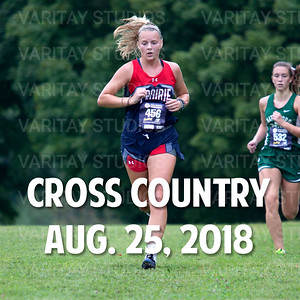 Prairie Cross Country 8-25-2018