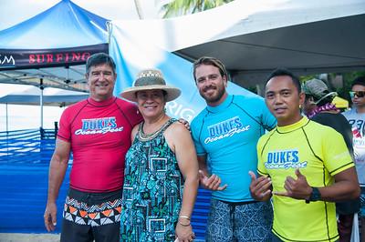Dukes Oceanfest 2017 Legends Candids