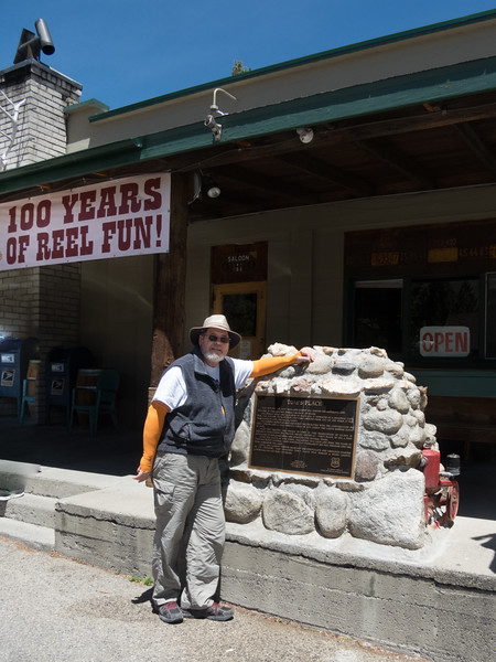 Tom's Place - It's been there for 100 years!