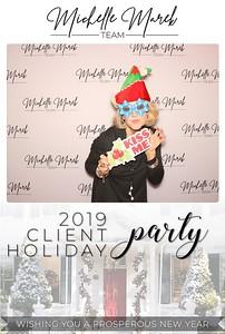 Michelle Marek Team Client Party - 12.11.2019