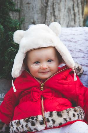Rylee Christmas 2014