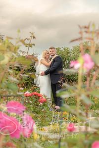 Deborah & Mitchell at High house weddings
