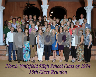 North Whitfield High School Reunion 2012