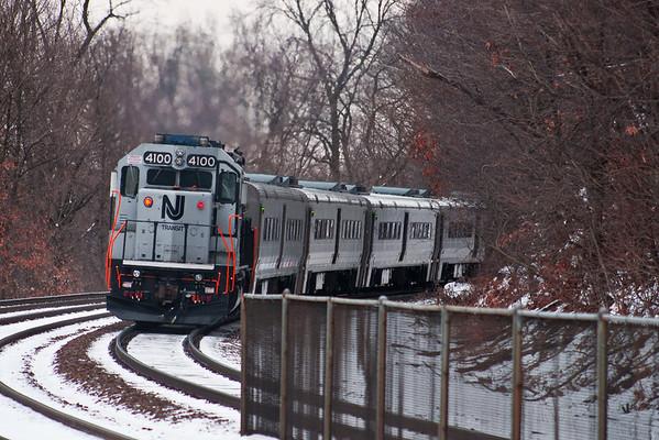 Bergen & Main Line Railway