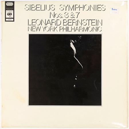 CBS S 72686 Sibelius Sym 3