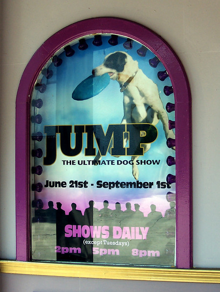 Poster for Jump!
