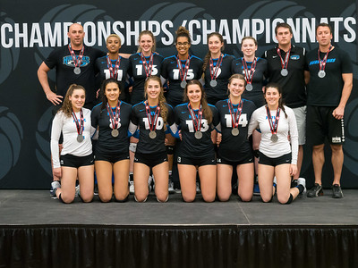 HRVC 18U Black at 2017 Canadian National Championships