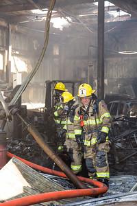 Wolcott Rd. 2nd Alarm (Wolcott, CT) 2/23/17