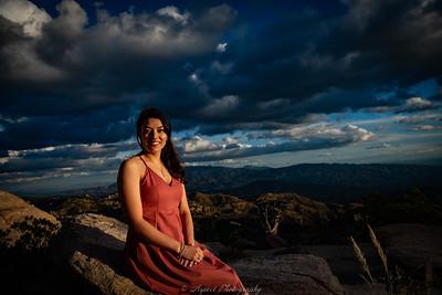 Ashley Senior Portraits