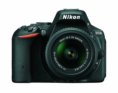 Types of Cameras to Consider  - Nikon D5500