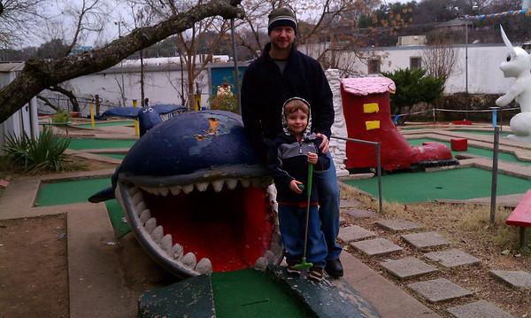 Mini Golf | January 23, 2011