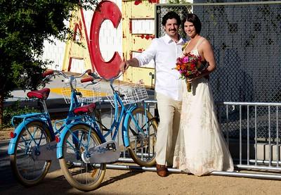 Megan & Steve Galicia Wedding