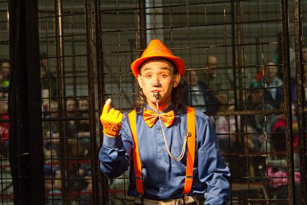 Circus at the fair