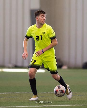 OU Men's Soccer vs. Western Michigan 4/8/2017