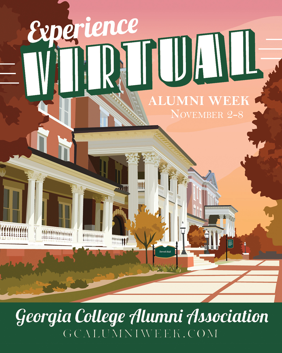 Join us for Virtual Alumni Week.