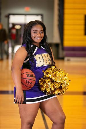 BHS Basketball Cheer