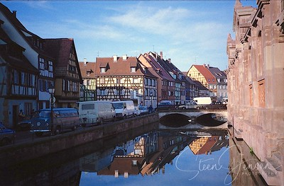 Travel; France; Frankrig; Colmar;